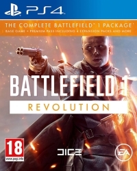 Battlefield 1 [Revolution uncut Edition] (PS4)