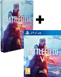 Battlefield 5 [AT Limited Steelbook uncut Edition] + 3 Preorder Boni (PS4)