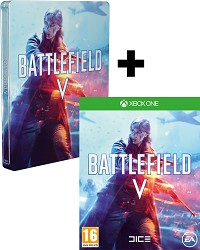 Battlefield 5 [AT Limited Steelbook uncut Edition] inkl. BETA Vorabzugang + 3 Preorder Boni (Xbox One)