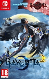 Bayonetta 2 [uncut Edition] (Nintendo Switch)