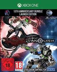 Bayonetta + Vanquish 10th Anniversary Bundle [Limited Steelbook uncut Edition] (Xbox One)