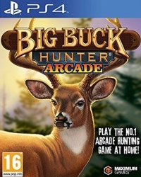 Big Buck Hunter: Arcade [EU uncut Edition] (PS4)
