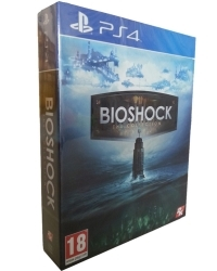 Bioshock The Collection [HD Remastered uncut Edition] + 8 DLCs + Artwork Packing (PS4)