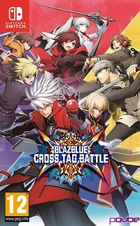 BlazBlue Cross Tag Battle [Limited Bonus Edition] (Nintendo Switch)