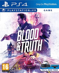 Blood & Truth VR [uncut Edition] (PS4)