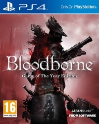 Bloodborne GOTY [EU uncut Edition] - Erstauflage (PS4)