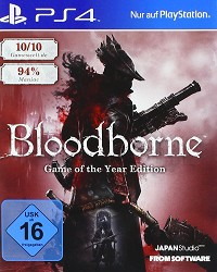 Bloodborne GOTY (USK) (PS4)