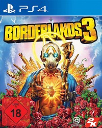 Borderlands 3 [Bonus uncut Edition] (PS4)