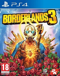 Borderlands 3 [EU PEGI uncut Edition] (PS4)