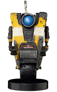 Borderlands Clap Trap Cable Guy (20 cm) (Merchandise)
