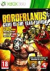 Borderlands Game Of The Year [indizierte classic uncut Edition] (Xbox360)