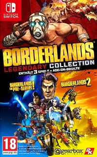 Borderlands Legendary Collection [uncut Edition] (Nintendo Switch)
