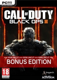 Call Of Duty: Black Ops 3 [EU PEGI Zombie uncut Edition] (PC)