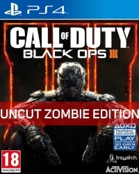 Call Of Duty: Black Ops 3 [EU PEGI Zombie uncut Edition] (PS4)