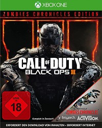 Call Of Duty Black Ops 3 + Zombies Chronicles [uncut Edition] (Xbox One)