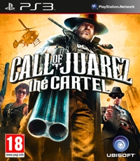 Call Of Juarez: The Cartel [uncut Edition] inkl. Bonus Waffe (PS3)