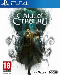 Call of Cthulhu: The Official Video Game [uncut Edition] (PS4)