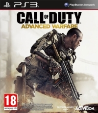 Call of Duty Advanced Warfare [EU uncut Edition] (PS3)