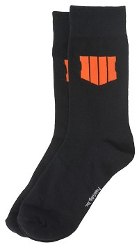 Call of Duty: Black Ops 4 Socken schwarz (Merchandise)