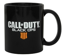 Call of Duty: Black Ops 4 Tasse Metall Logo (Merchandise)