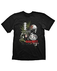 Call of Duty: Black Ops Cold War T-Shirt Army Comp Black (L) (Merchandise)