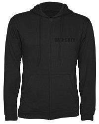 Call of Duty: Black Ops Cold War Zipper Hoodie Protect Black (L) (Merchandise)