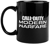 Call of Duty Modern Warfare Logo Tasse (Merchandise)