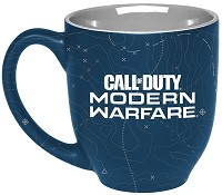 Call of Duty Modern Warfare Maps Tasse (Merchandise)