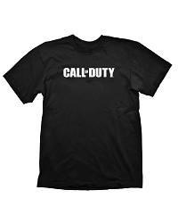 Call of Duty: Black Ops Cold War T-Shirt Logo Black (L) (Merchandise)