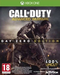 Call of Duty: Advanced Warfare [Day 0 uncut Edition] inkl. Arsenal 4er DLC Pack - Cover beschädigt (Xbox One)