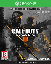 Call of Duty: Black Ops 4 [PRO uncut Edition] inkl. Private BETA Zugang (Xbox One)