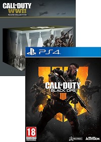 Call of Duty: Black Ops 4 [AT uncut Edition] + Valor Collection (PS4)