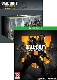 Call of Duty: Black Ops 4 [uncut Edition] + Valor Collection (Xbox One)