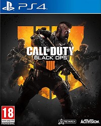 Call of Duty: Black Ops 4 [uncut Edition] - Cover beschädigt (PS4)