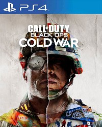 Call of Duty: Black Ops Cold War [uncut Edition] - Cover beschädigt (PS4)