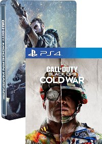 Call of Duty: Black Ops Cold War [uncut Edition] + Steelbook (MW) (PS4)
