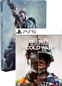 Call of Duty: Black Ops Cold War [uncut Edition] + Steelbook MW (PS5™)