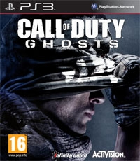Call of Duty: Ghosts [AT uncut Edition] (PS3)