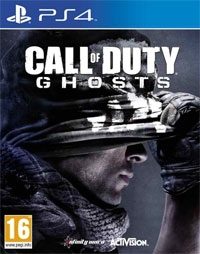 Call of Duty: Ghosts [EU uncut Edition] - Cover beschädigt (PS4)