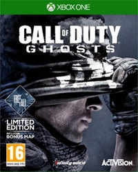 Call of Duty: Ghosts [Limited AT D1 Bonus uncut Edition] inkl. Free Fall DLC (Xbox One)