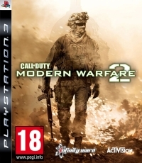 Call of Duty: Modern Warfare 2 [uncut Edition] (PS3)