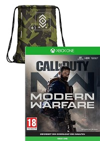 Call of Duty: Modern Warfare [Limited Gym Bag uncut Edition] (exklusiv) (Xbox One)