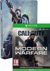 Call of Duty: Modern Warfare [Limited Steelbook uncut Edition] (exklusiv) (Xbox One)