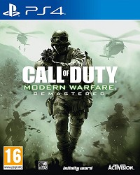 Call of Duty: Modern Warfare [Remastered uncut Edition] (PS4)