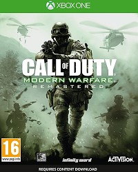 Call of Duty: Modern Warfare [Remastered uncut Edition] (Xbox One)