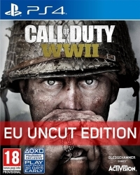 Call of Duty: WWII [EU Symbolik/Gore Bonus uncut Edition] (PS4)