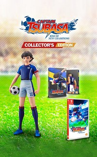 Captain Tsubasa: Rise of new Champions [Collectors Edition] (Nintendo Switch)