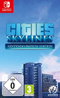 Cities Skylines (Nintendo Switch)