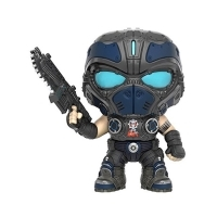 Clayton Carmine Gears of War POP! Vinyl Figur