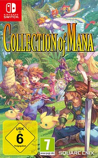 Collection of Mana [Limited Edition] (Nintendo Switch)